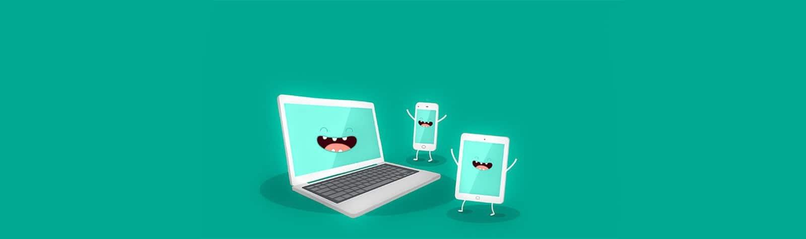 Η επιτυχία κρύβεται σε μια φιλική με τα κινητά ιστοσελίδα