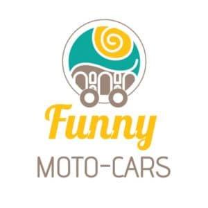 Logo funny cars - Ενικοιαση Αυτοκινητου και Μοτο